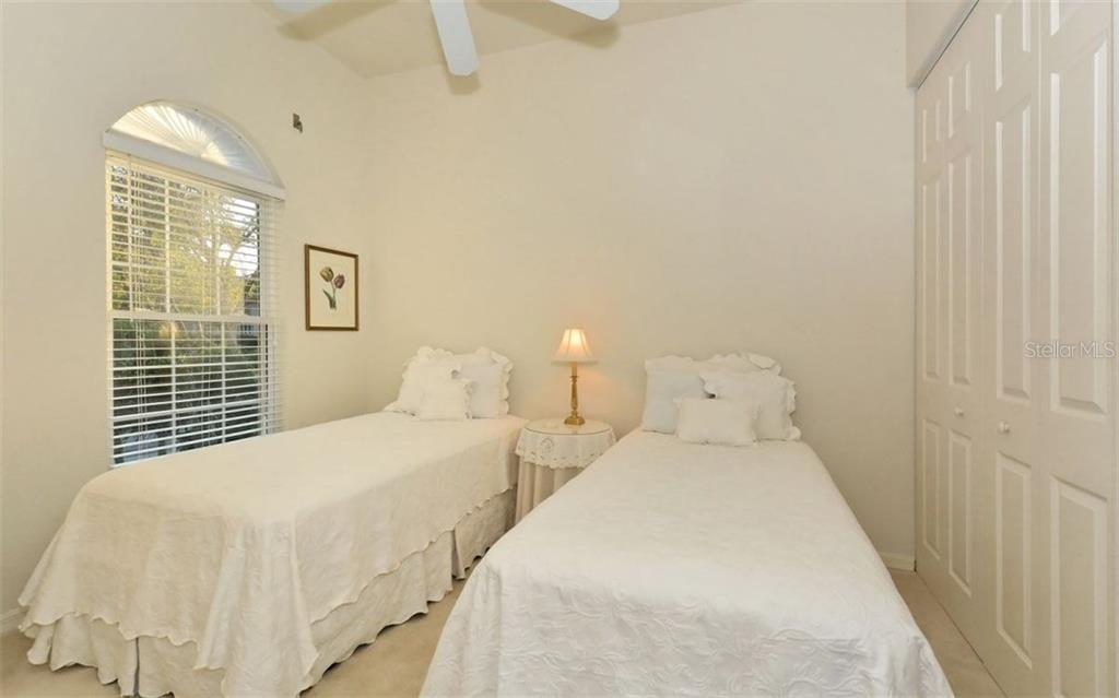 Guest house 2nd bedroom - Single Family Home for sale at 730 N Manasota Key Rd, Englewood, FL 34223 - MLS Number is D5912725