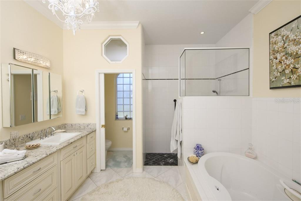 Master Bathroom - Single Family Home for sale at 15794 Viscount Cir, Port Charlotte, FL 33981 - MLS Number is D5916496