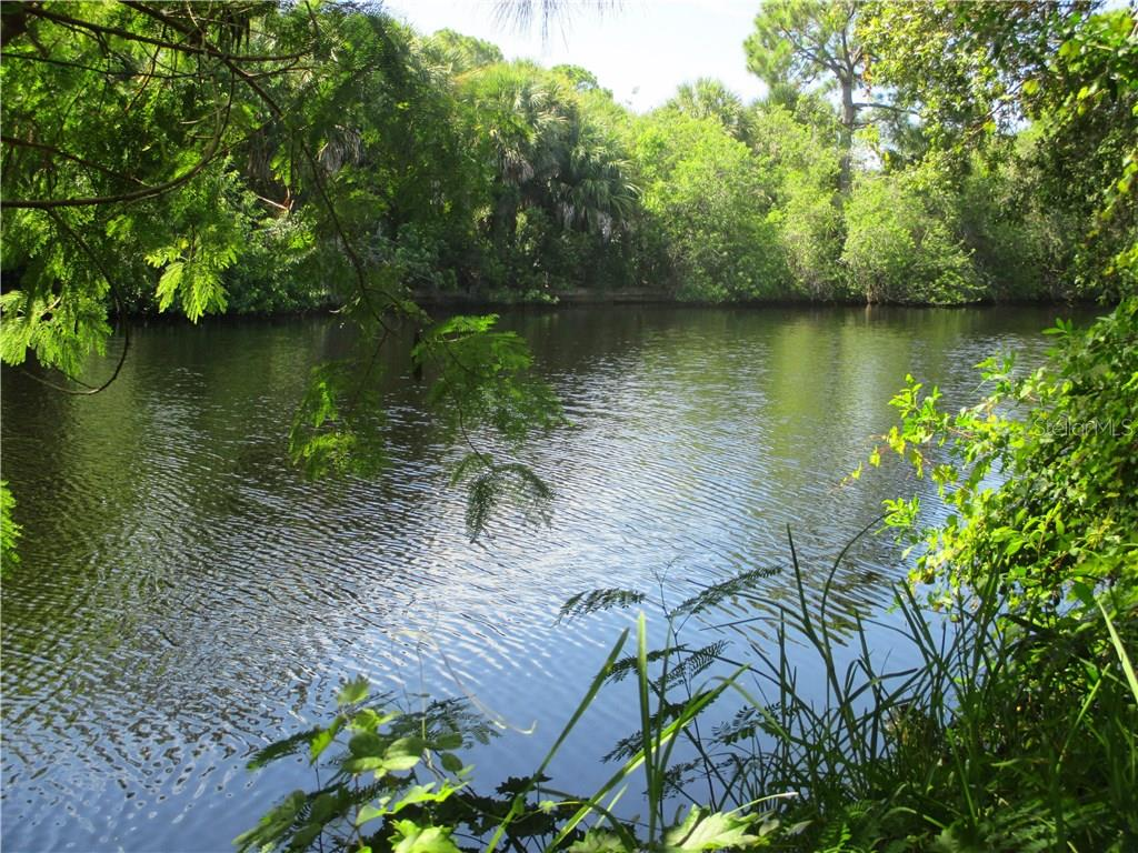 Water view in rear - Vacant Land for sale at 13094 Via Flavia, Placida, FL 33946 - MLS Number is D5919733