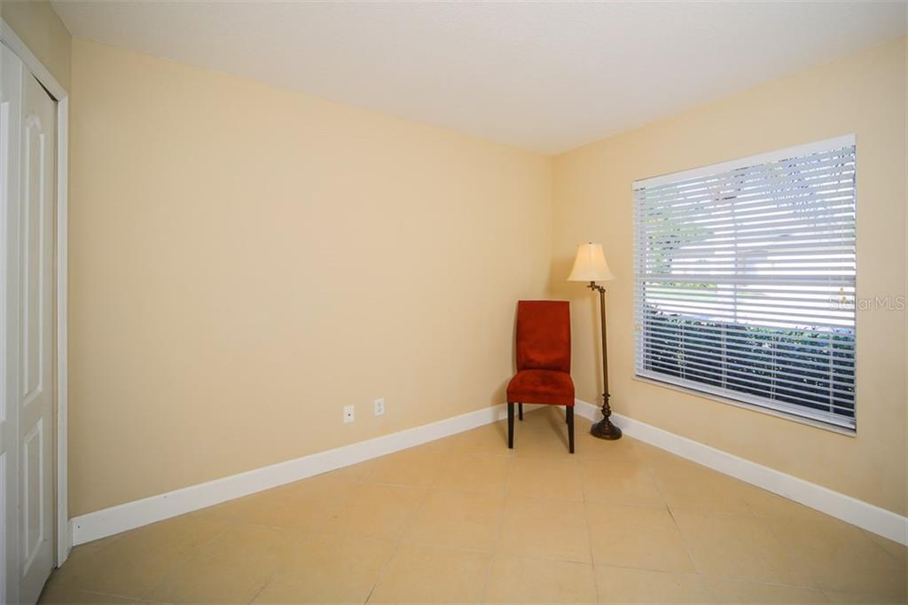 2nd bedroom - Single Family Home for sale at 414 Tomoka Dr, Englewood, FL 34223 - MLS Number is D5919831