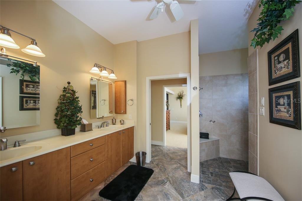 MASTER BATH - Single Family Home for sale at 2634 Royal Palm Dr, North Port, FL 34288 - MLS Number is D5920557