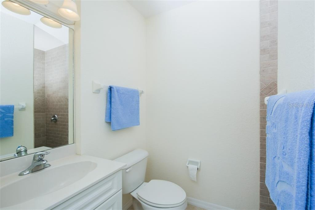 Second Bathroom - Single Family Home for sale at 14241 River Beach Dr, Port Charlotte, FL 33953 - MLS Number is D5924121