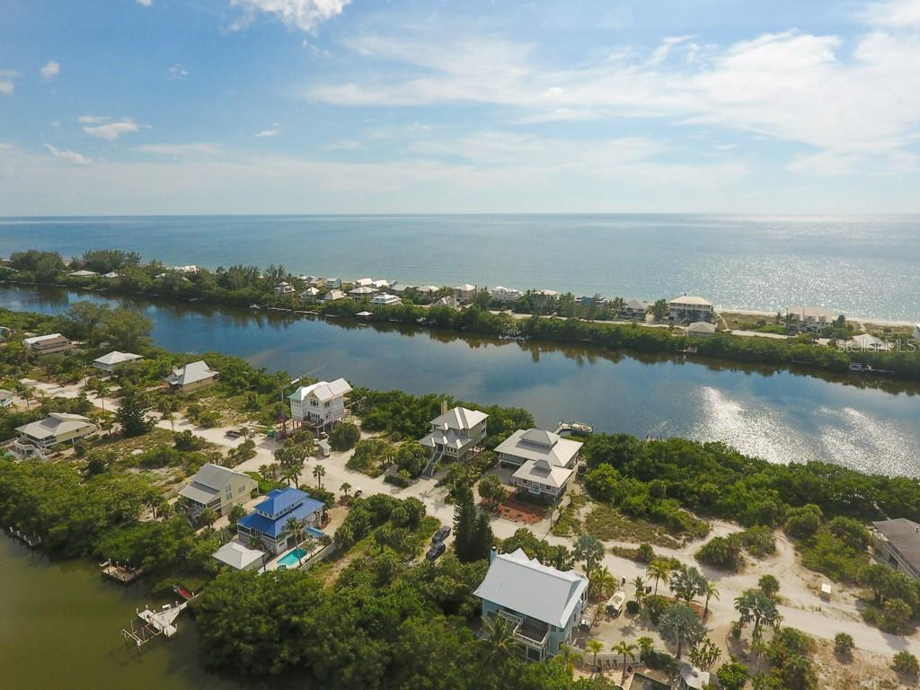 Dock View - Single Family Home for sale at 121 Bocilla Dr, Placida, FL 33946 - MLS Number is D6102584