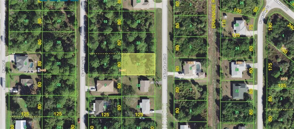 Vacant Land for sale at 6245 Spinnaker Blvd, Englewood, FL 34224 - MLS Number is D6102801