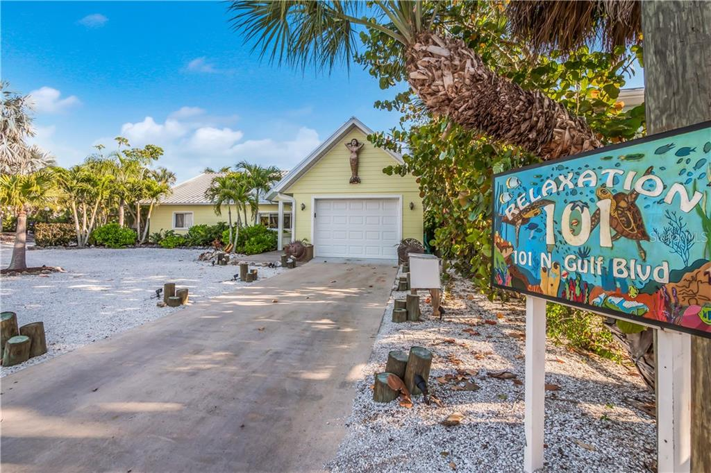 Seller Disclosure - Single Family Home for sale at 101 N Gulf Blvd, Placida, FL 33946 - MLS Number is D6103476