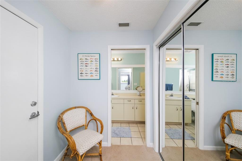 Dressing area with large closets - Condo for sale at 6001 Boca Grande Cswy #e58, Boca Grande, FL 33921 - MLS Number is D6103590