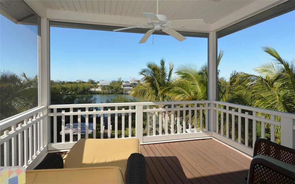 Balcony Off Master Bedroom - Single Family Home for sale at 161 Kettle Harbor Dr, Placida, FL 33946 - MLS Number is D6104075