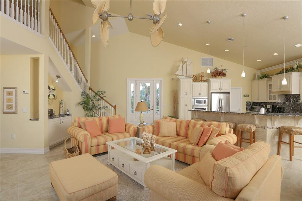 Living Room - Single Family Home for sale at 290 Kettle Harbor Dr, Placida, FL 33946 - MLS Number is D6104705
