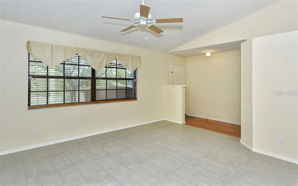 Entry to Living Room - Single Family Home for sale at 5376 Ashwood Rd, Port Charlotte, FL 33981 - MLS Number is D6105888