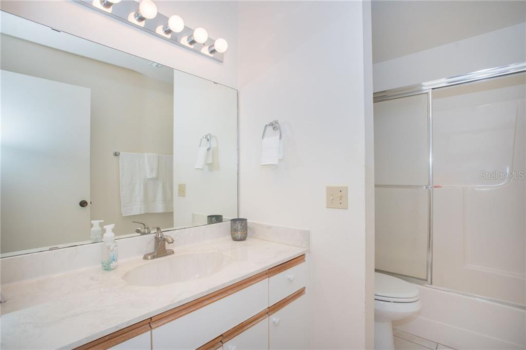 Large vanity in the ample master bathroom. - Condo for sale at 6800 Placida Rd #271, Englewood, FL 34224 - MLS Number is D6106459