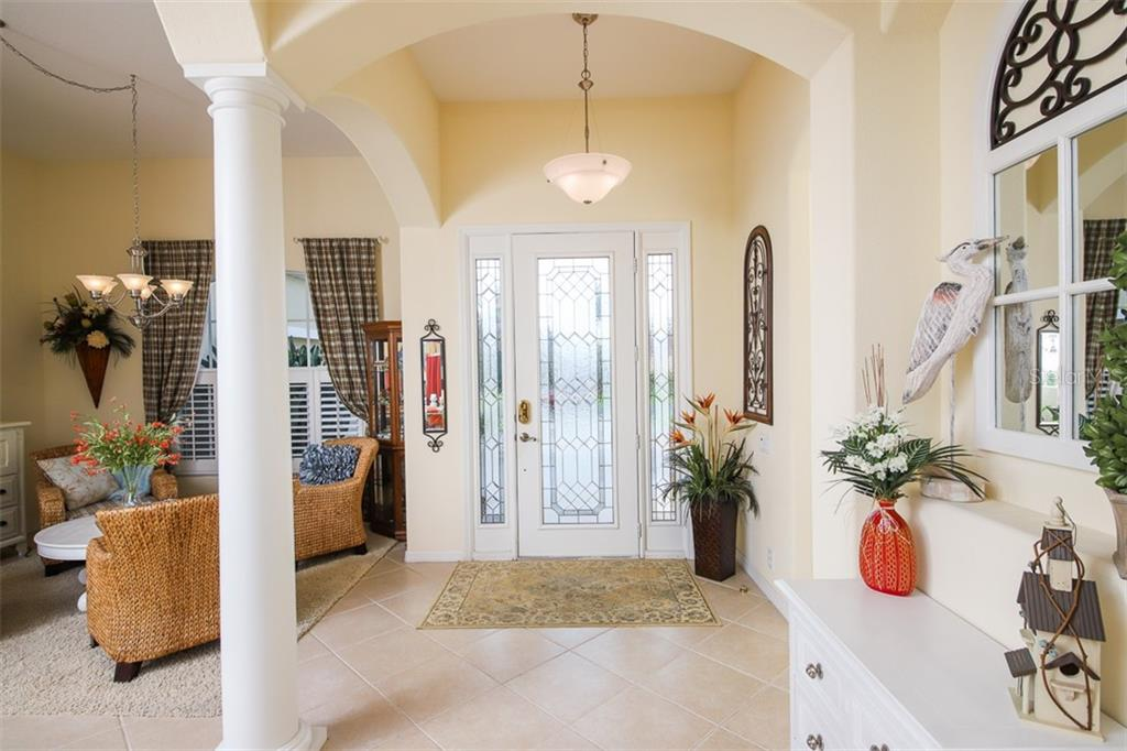 FOYER - Single Family Home for sale at 2373 Silver Palm Rd, North Port, FL 34288 - MLS Number is D6107376