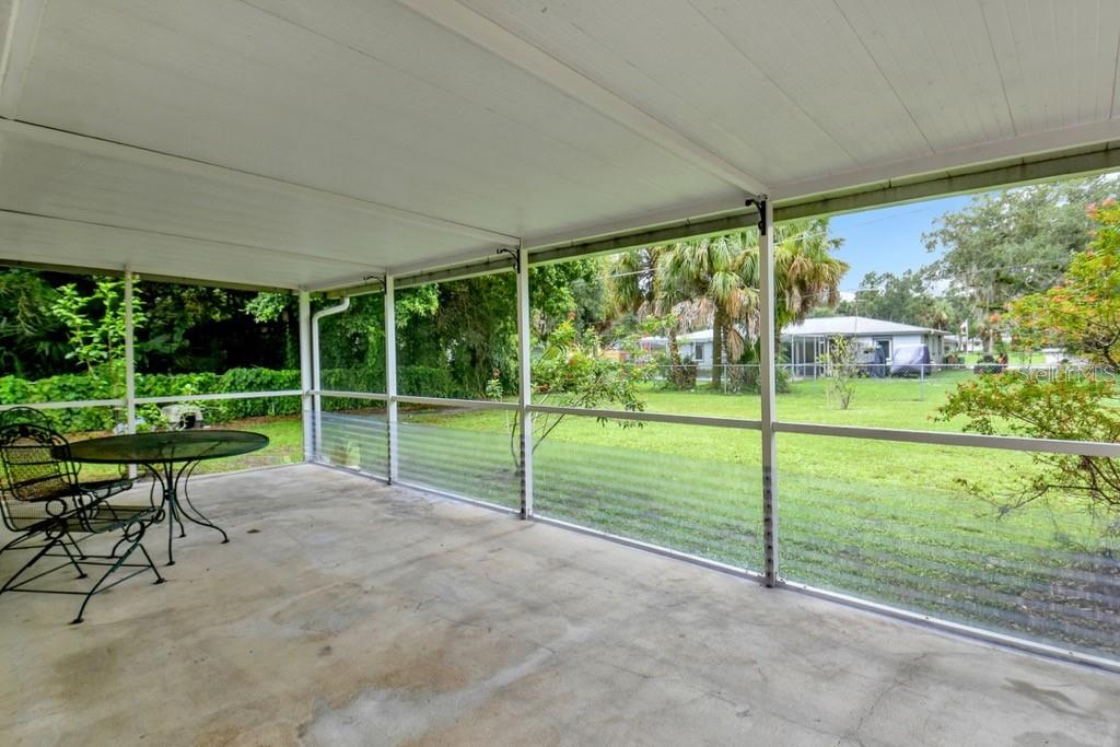 Lanai - Single Family Home for sale at 20233 Peachland Blvd, Port Charlotte, FL 33954 - MLS Number is D6107765