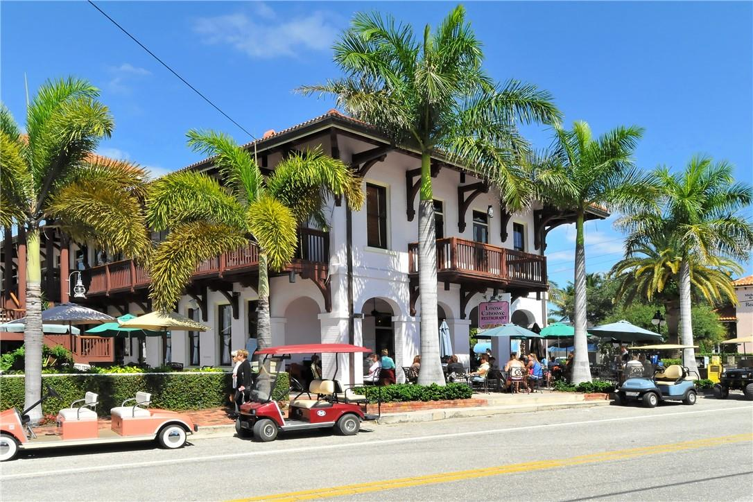 The original train depot, now a popular lunch spot - Single Family Home for sale at 5820 Gasparilla Rd #Slip 21, Boca Grande, FL 33921 - MLS Number is D6107785