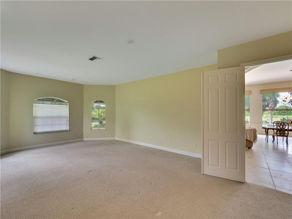 Master Bedroom - Single Family Home for sale at 13283 Eisenhower Dr, Port Charlotte, FL 33953 - MLS Number is D6107998