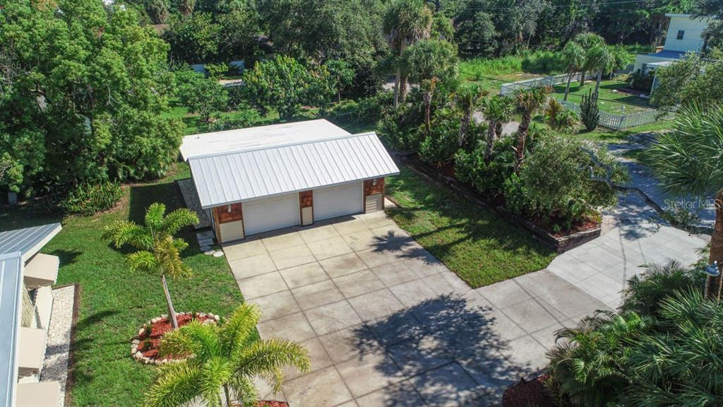 Parking Space - Single Family Home for sale at 1626 New Point Comfort Rd, Englewood, FL 34223 - MLS Number is D6108454