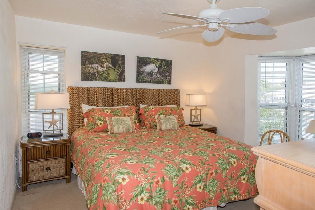 Beautiful master bedroom with new king size bed and mattress. - Condo for sale at 7070 Placida Rd #1223, Placida, FL 33946 - MLS Number is D6108523