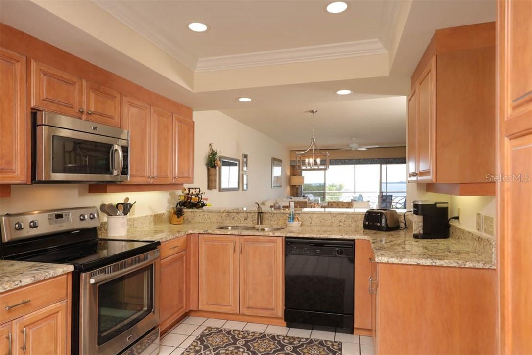 Cook dinner while watching the boats go by! - Condo for sale at 11000 Placida Rd #306, Placida, FL 33946 - MLS Number is D6110298