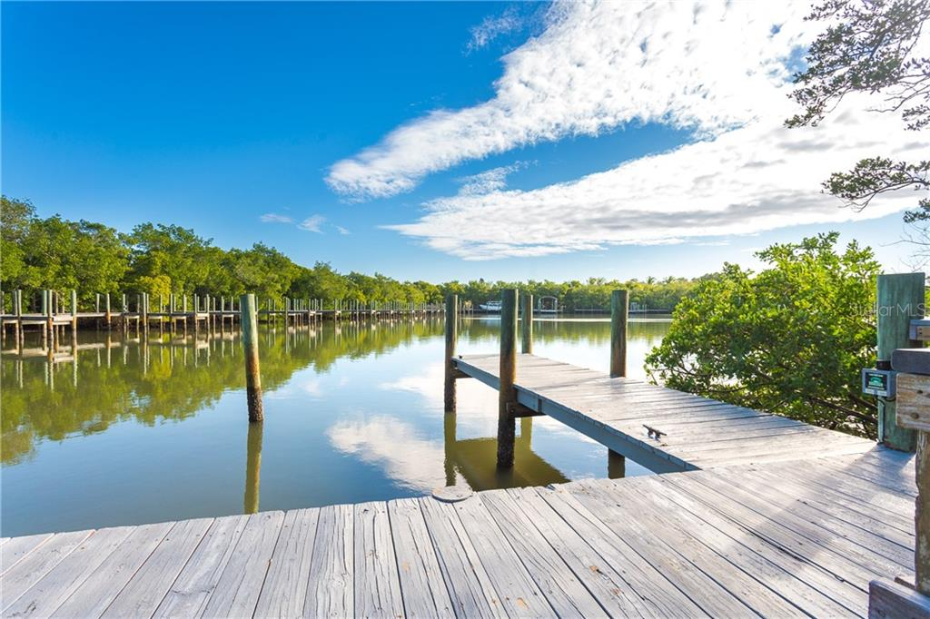Dock. - Single Family Home for sale at 540 N Gulf Blvd, Placida, FL 33946 - MLS Number is D6110801
