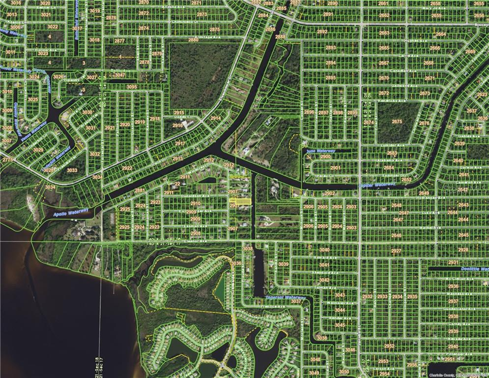 Vacant Land for sale at 1448 Carswell St, Port Charlotte, FL 33953 - MLS Number is D6111630