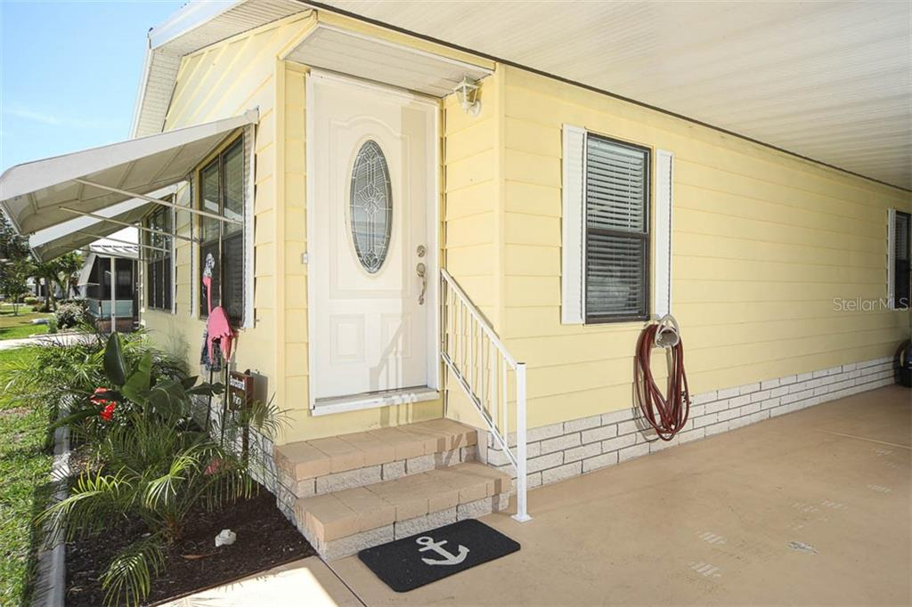 Manufactured Home for sale at 822 Tangerine Woods Blvd, Englewood, FL 34223 - MLS Number is D6111744
