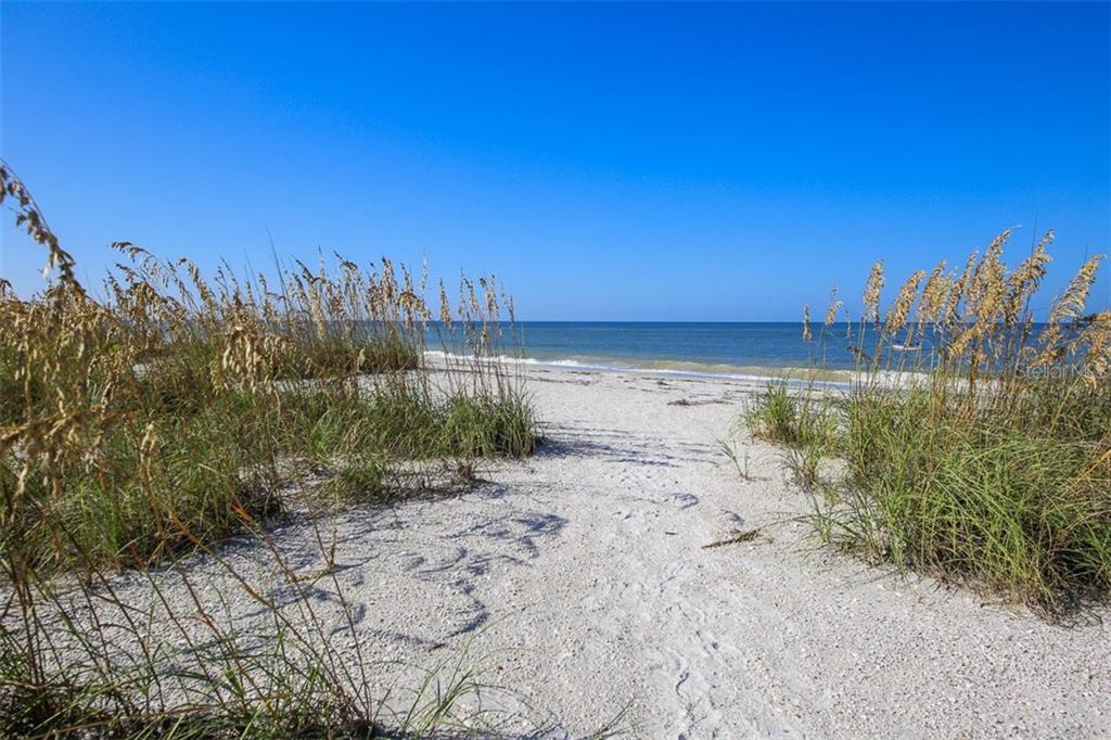 Beach access on Little Gasparilla Island - Condo for sale at 11000 Placida Rd #2501, Placida, FL 33946 - MLS Number is D6112229