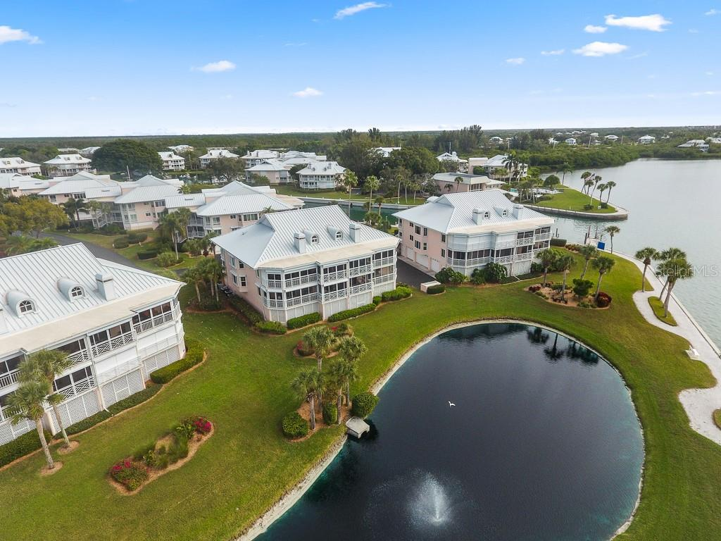 #2501 is perfectly situated overlooking the lake & Intracoastal - Condo for sale at 11000 Placida Rd #2501, Placida, FL 33946 - MLS Number is D6112229