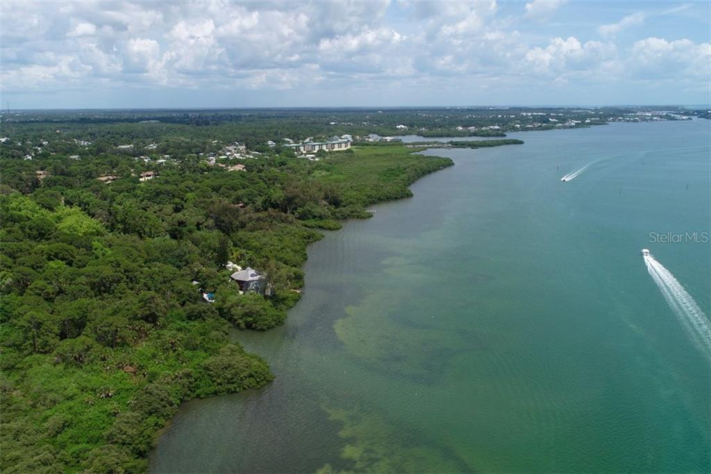 looking south - canal entrance right before round house - Vacant Land for sale at 9427 Downing St, Englewood, FL 34224 - MLS Number is D6112667