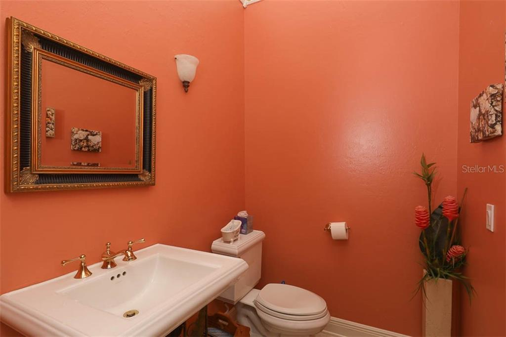 Powder Room - Single Family Home for sale at 9300 Hialeah Ter, Port Charlotte, FL 33981 - MLS Number is D6113597