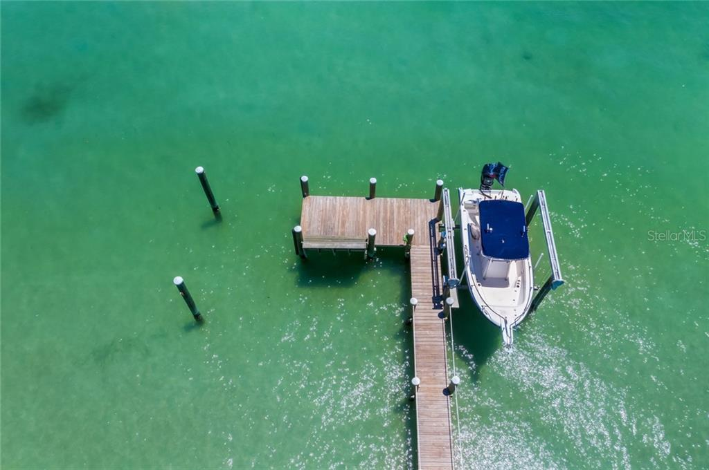 Large docking facility with expansion potential - Single Family Home for sale at 561 Buttonwood Bay Dr, Boca Grande, FL 33921 - MLS Number is D6114322