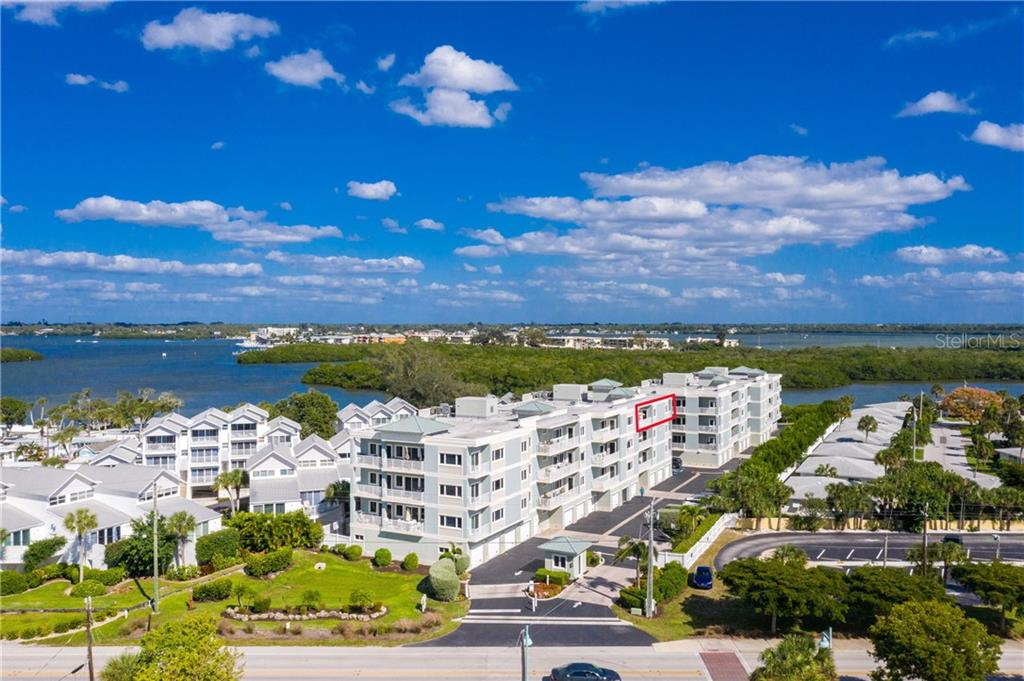 Submerged Land Lease Agreement - Condo for sale at 2225 N Beach Rd #401, Englewood, FL 34223 - MLS Number is D6114646