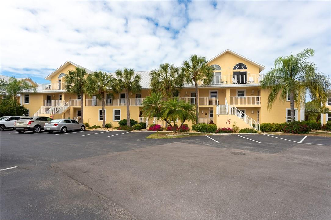 Building 7 at The Sanctuary - Condo for sale at 6610 Gasparilla Pines Blvd #229, Englewood, FL 34224 - MLS Number is D6117434