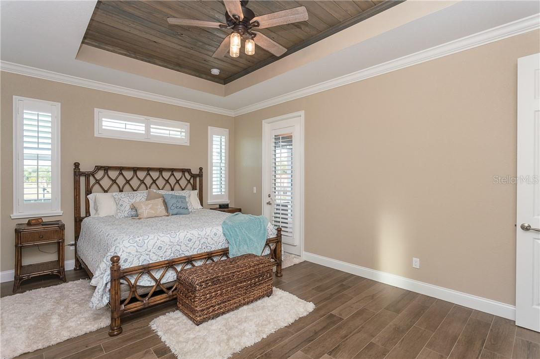 Bedroom 1 - Single Family Home for sale at 145 Leland St Se, Port Charlotte, FL 33952 - MLS Number is D6117438