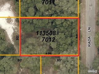 0 Rada Lane #lot 12, North Port, FL 34288
