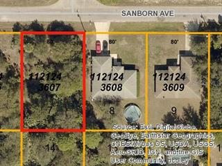 Sanborn Ave, North Port, FL 34288