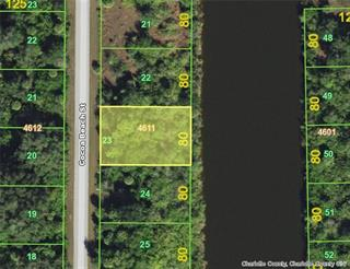 10216 Cocoa Beach (lot 23) St, Port Charlotte, FL 33981