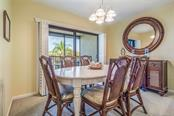 Dining room - Condo for sale at 5700 Gulf Shores Dr #a-321, Boca Grande, FL 33921 - MLS Number is D5921925