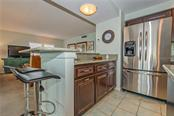 KITCHEN AND BREAKFAST BAR - Condo for sale at 5700 Gulf Shores Dr #a-317, Boca Grande, FL 33921 - MLS Number is D5922412