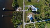 Aerial - Single Family Home for sale at 14241 River Beach Dr, Port Charlotte, FL 33953 - MLS Number is D5924121