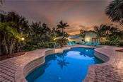 Imagine soaking in this fabulous tub watching the sun set over the lagoon. - Single Family Home for sale at 101 N Gulf Blvd, Placida, FL 33946 - MLS Number is D6103476