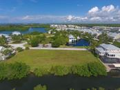 Rear view of lot - Vacant Land for sale at 13220 Anglers Way, Placida, FL 33946 - MLS Number is D6104123