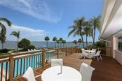 Take in the amazing Intracoastal & pool views from outdoor deck - Condo for sale at 11000 Placida Rd #2301, Placida, FL 33946 - MLS Number is D6108434