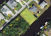 80 x 125' with seawall. - Vacant Land for sale at 2400 Vance Ter, Port Charlotte, FL 33981 - MLS Number is D6109360