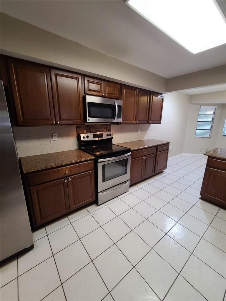 KITCHEN VIEW #3 - Single Family Home for sale at 3617 Avenida Madera, Bradenton, FL 34210 - MLS Number is U8112999