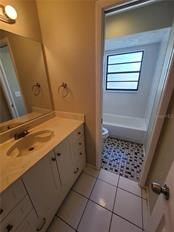 GUEST BATHROOM #2 - Single Family Home for sale at 3617 Avenida Madera, Bradenton, FL 34210 - MLS Number is U8112999