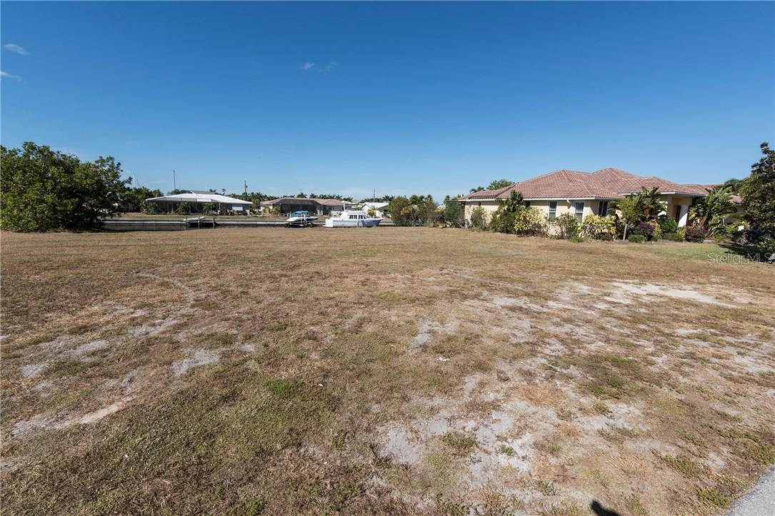 Cleared and ready to build your home - Vacant Land for sale at 2272 Palm Tree Dr, Punta Gorda, FL 33950 - MLS Number is C7232726