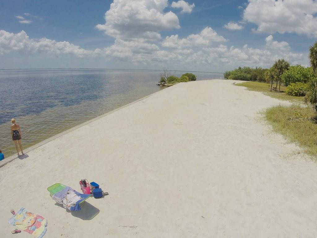 Ponce Park has is also a great spot to watch the sunsets - there is also a public boat ramp and fishing pier - Vacant Land for sale at 2280 Palm Tree Dr, Punta Gorda, FL 33950 - MLS Number is C7232729