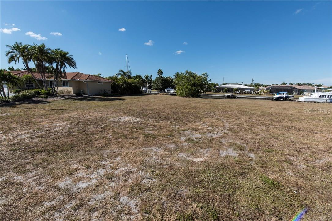 Cleared and ready for you to build - Vacant Land for sale at 2280 Palm Tree Dr, Punta Gorda, FL 33950 - MLS Number is C7232729