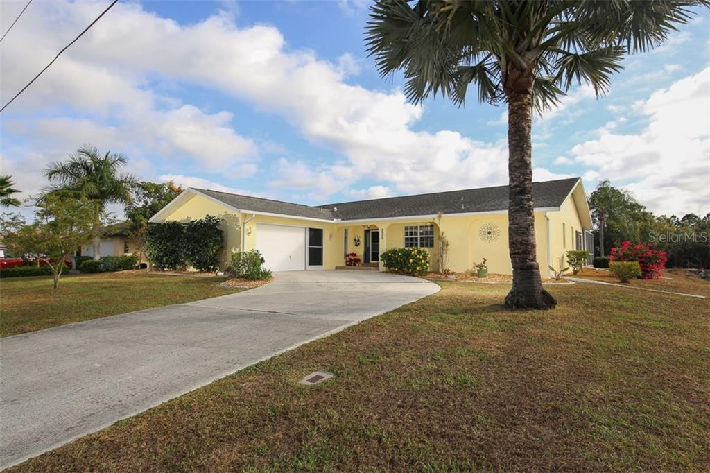 80' x 130' parcel has extra 20' side easement - Single Family Home for sale at 2332 Mauritania Rd, Punta Gorda, FL 33983 - MLS Number is C7234250