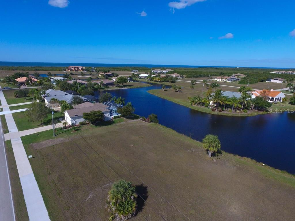 Picture your future home built here! - Vacant Land for sale at 24020 Vincent Ave, Punta Gorda, FL 33955 - MLS Number is C7234389