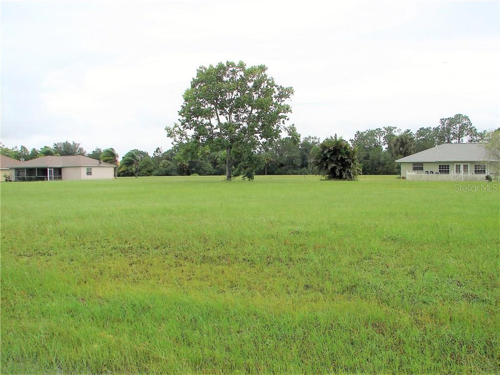 Cleared - Vacant Land for sale at 25478 Estrada Cir, Punta Gorda, FL 33955 - MLS Number is C7242940
